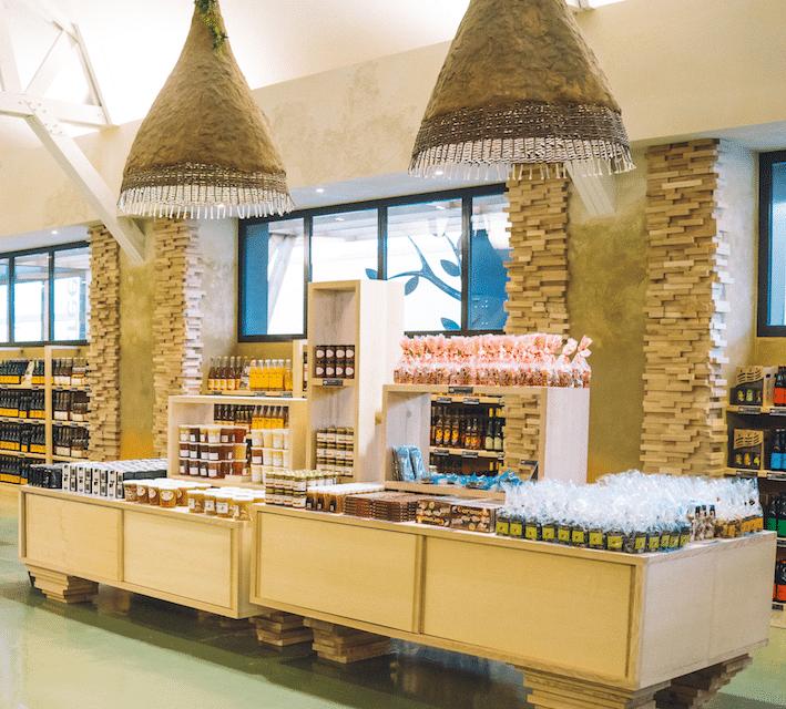 Boutique Kerné produits régionaux