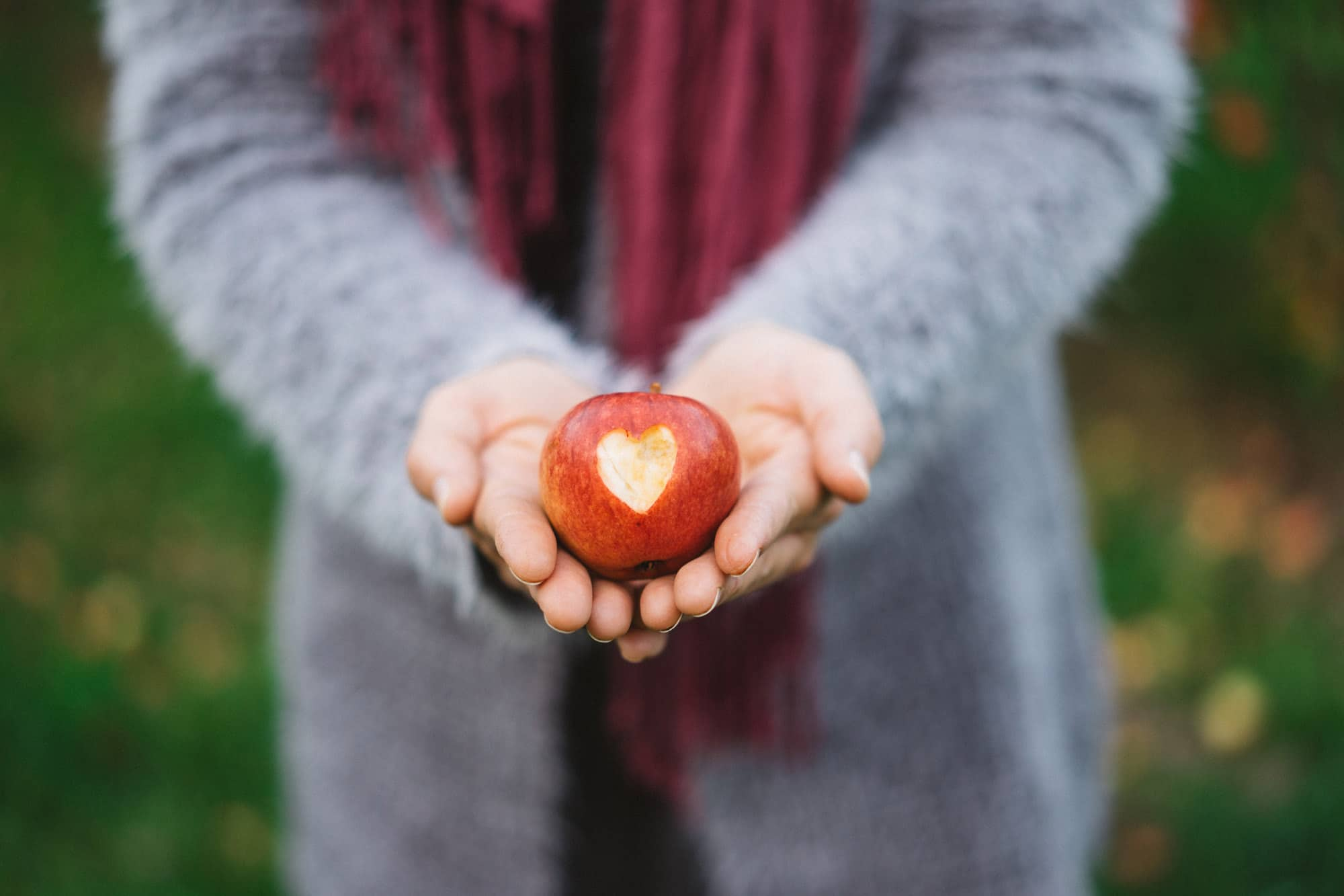 Coeur de pomme Kerné