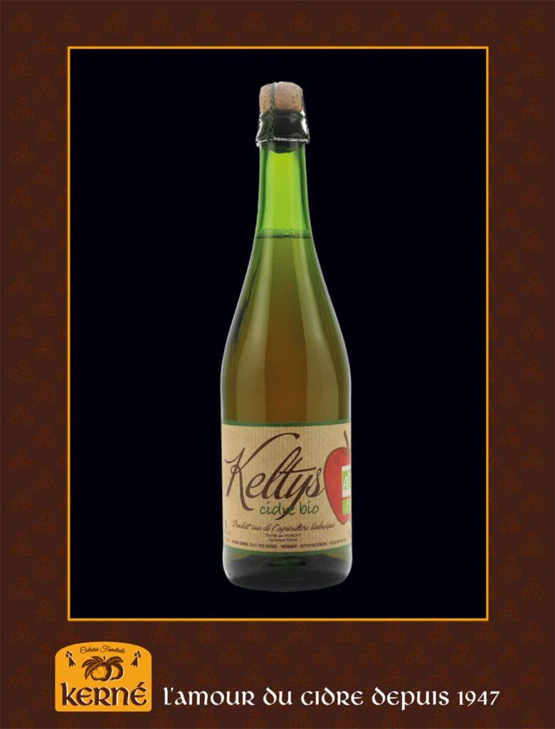 Cidre Bio Keltys by Kerné