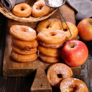 Recette de beignets pomme cidre
